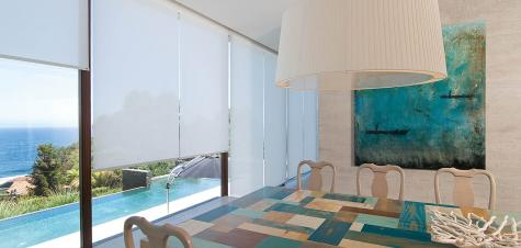 Cortinas Enrollables Quantum - Living